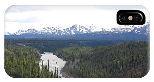 Alaska River IPhone Case