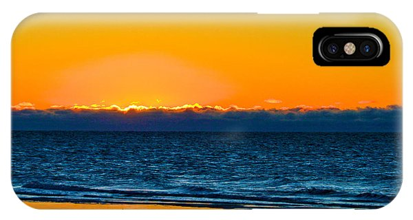 Alaska Sunset IPhone Case