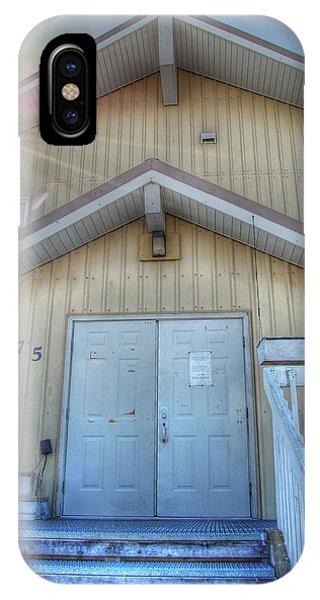 Alaskan Church IPhone Case