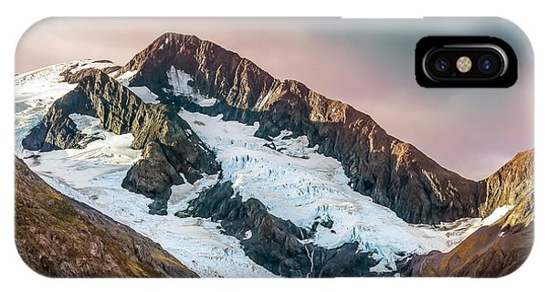 Alaskan Mountain Glacier IPhone Case