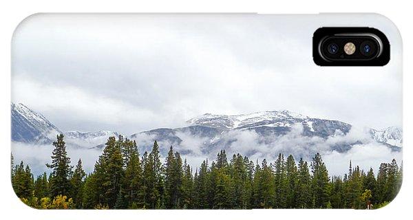 Alaskan Roadside IPhone Case
