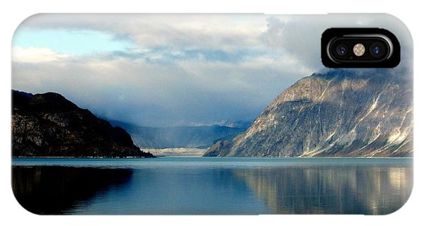 Glacier Bay iPhone Case - Alaskan Splendor by Karen Wiles