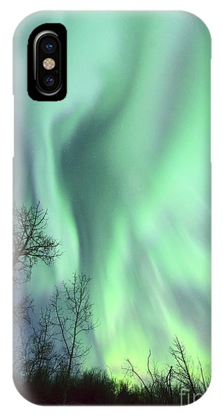Alberta Aurora IPhone Case