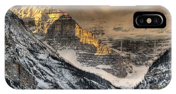 Alberta Sunrise IPhone Case