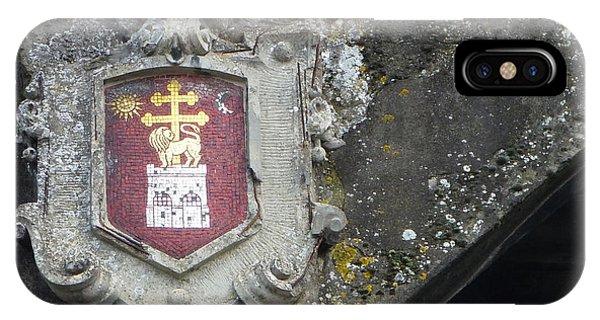 Albi Crest On Bridge IPhone Case