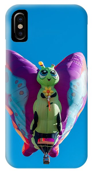 Albuquerque Balloon Fiesta 10 IPhone Case
