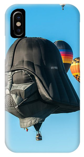 Albuquerque Balloon Fiesta 4 IPhone Case