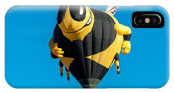 Albuquerque Balloon Fiesta 7 IPhone Case