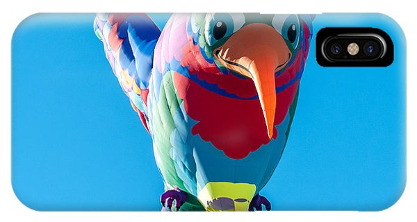 Albuquerque Balloon Fiesta 8 IPhone Case