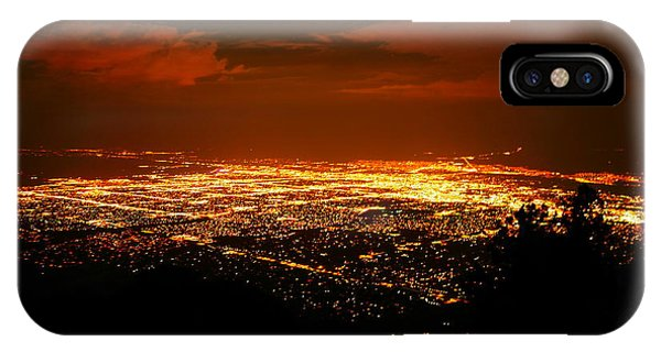 Albuquerque New Mexico  IPhone Case