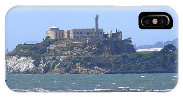 Alcatraz Island IPhone Case