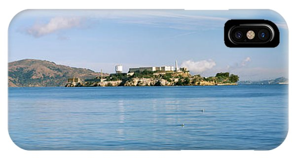Alcatraz Island, San Francisco IPhone Case