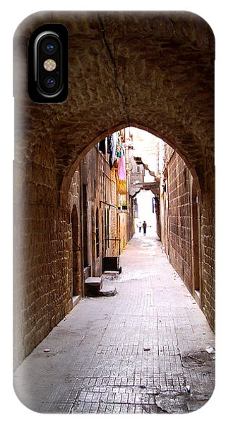 Aleppo Alleyway06 IPhone Case