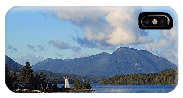 Alert Bay Alaska IPhone Case