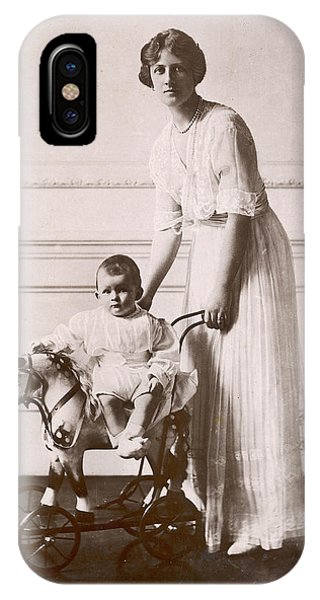 Alexandra Duchess Of Connaught Wife Phone Case by Mary Evans Picture Library