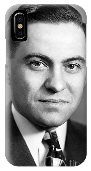 Alfred Nier, Us Physicist IPhone Case
