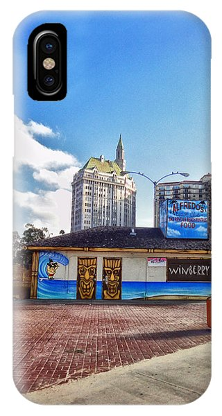 Alfredos 2 Phone Case by Bob Winberry