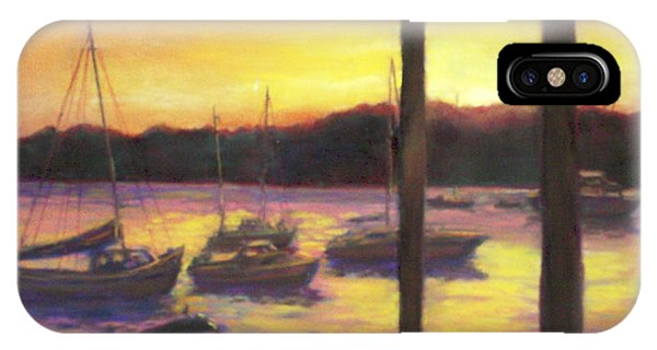 Algarve Sunset IPhone Case