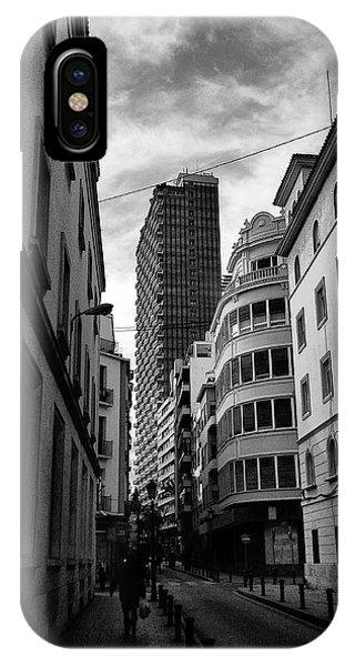 Alicante  IPhone Case