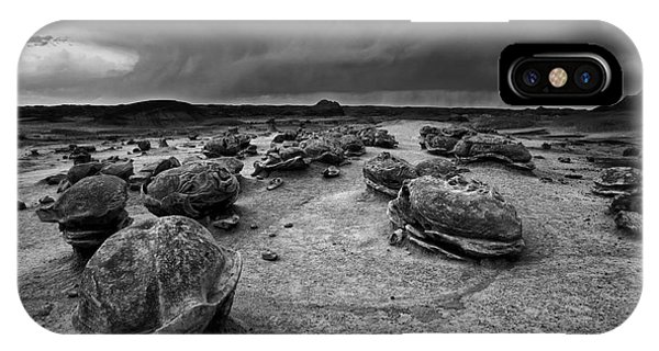 Alien Eggs At The Bisti Badlands IPhone Case
