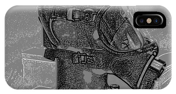 Kennedy Space Center iPhone Case - Alien Headgear by Allan  Hughes