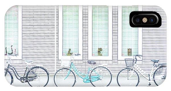 Alignment Phone Case by Tomoshi Hara