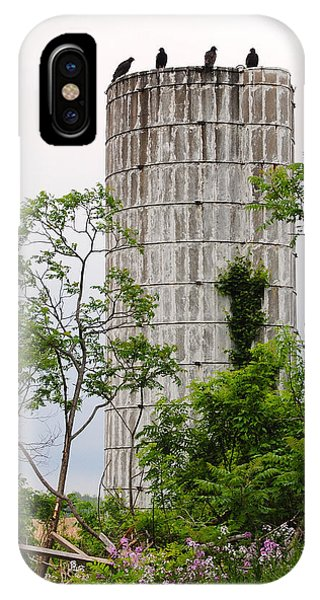 All Along The Silo IPhone Case