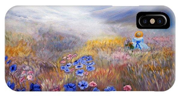 All In A Dream - Impressionism IPhone Case