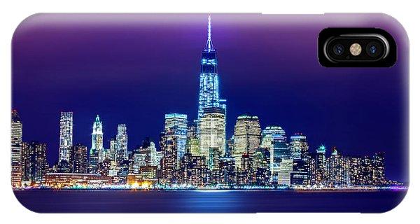 Street Light iPhone Case - All That Glitters by Az Jackson