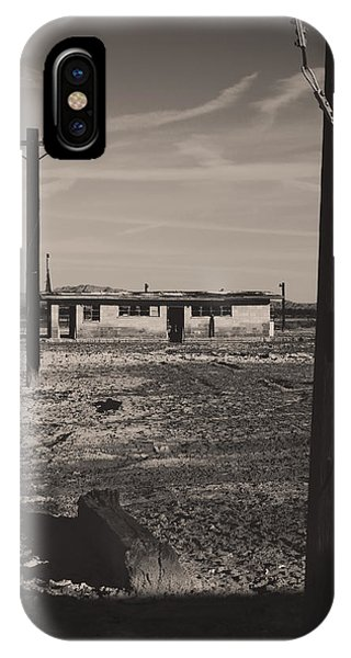 All That's Left Of Us IPhone Case