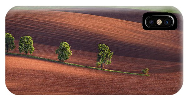 Panorama iPhone Case - Allley by Peter Svoboda, Mqep