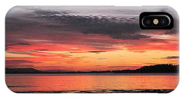 Alluring Sunset IPhone Case