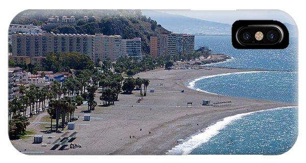 Almunecar Beach - Andalucia - Spain IPhone Case