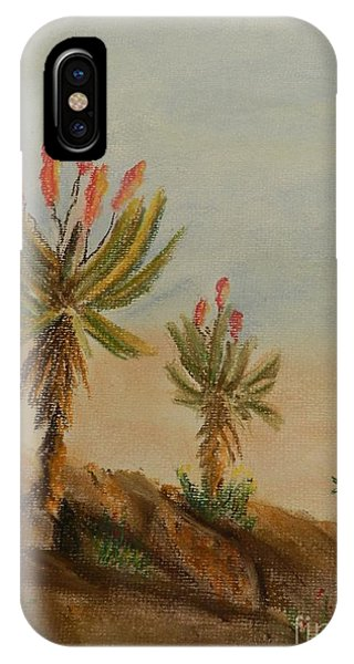 Aloes IPhone Case