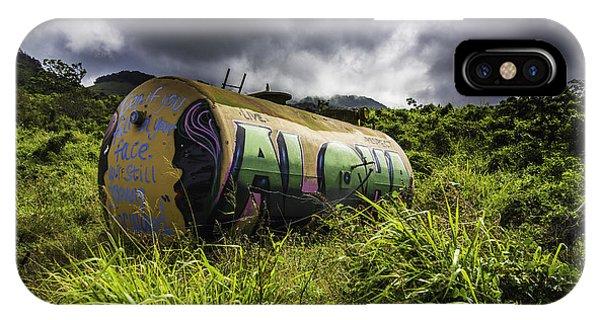 Aloha Phone Case by Luna Curran