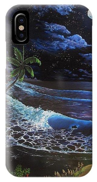 Aloha Luna IPhone Case