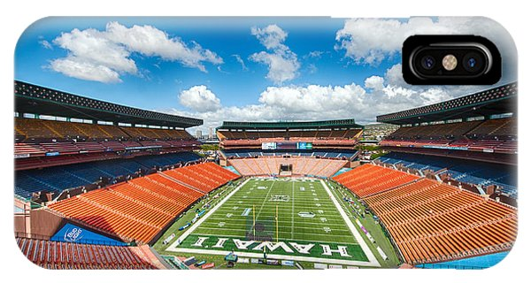 Aloha Stadium IPhone Case