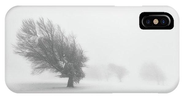 Struggle iPhone Case - Alone by Fotoea
