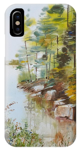 Along The Shore IPhone Case