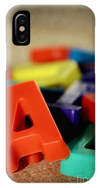 Alphabet Fun IPhone Case