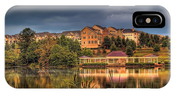 Alpharetta IPhone Case