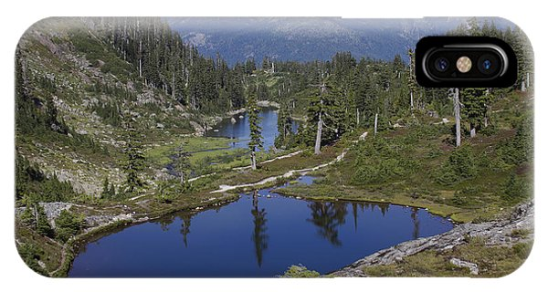Alpine Lakes IPhone Case
