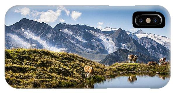 Alpine Vista IPhone Case