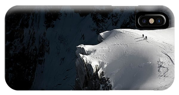 Alpinists Phone Case by Tristan Shu