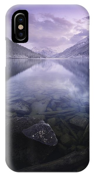 Clear iPhone Case - Altai Russia by Rostovskiy Anton