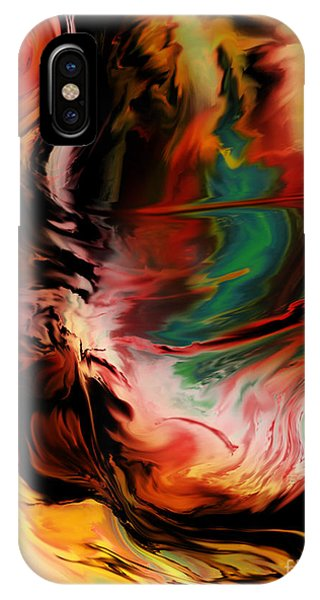 Alternate Reality Glide IPhone Case