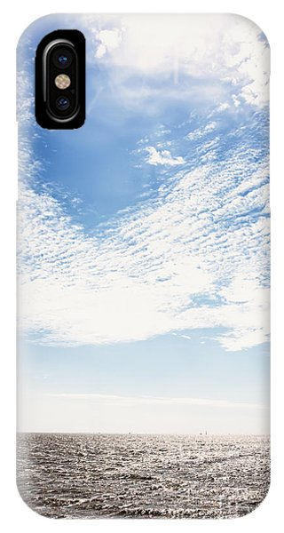 Altocumulus At Sea IPhone Case