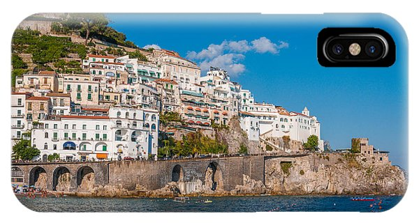 Amalfi Hills IPhone Case