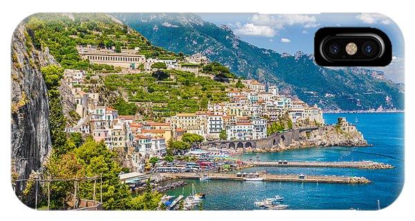 Amazing Amalfi IPhone Case