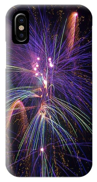 Amazing Beautiful Fireworks IPhone Case